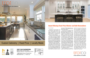 Troico Kitchens Vancouver Advertising and Marketing JM MEdia